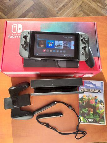 Nintendo switch + gry