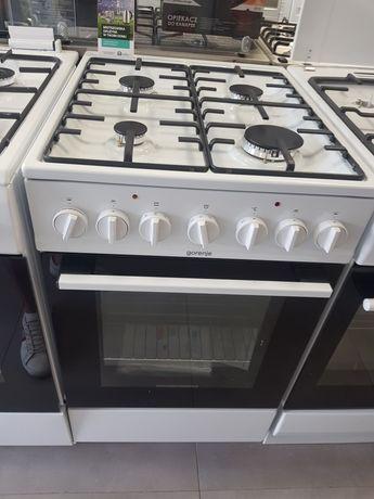 Gorenje K5241WH Kuchnia gazowo-elektryczna