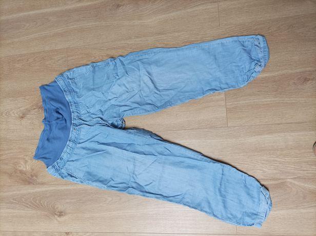Spodnie H&M 40 42 L XL ciążowe