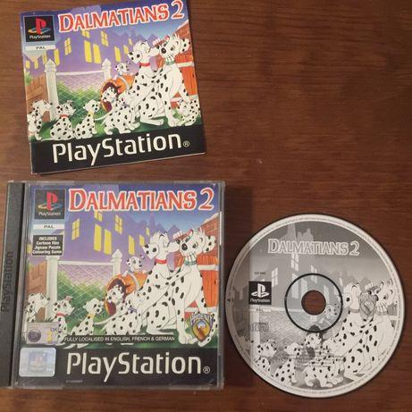 Jogo PlayStation 1 Dálmatas 2 - PS1