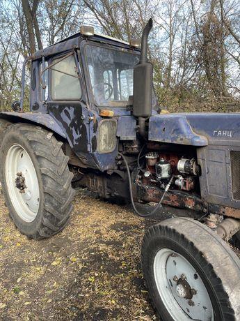 Трактор Мтз 80, 1985 года выпуска