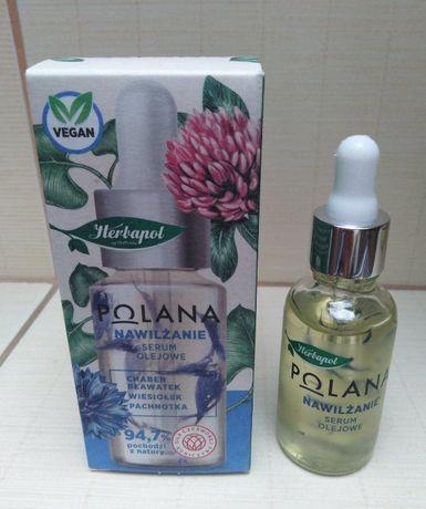 Herbapol POLANA serum olejowe - nawilżanie 30 ml