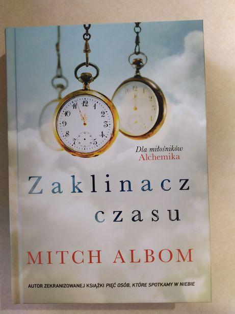 Zaklinacz czasu, Mitch Albom