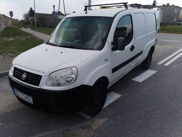 Fiat Doblo Maxi 1.9 JTD Klima, Izoterma