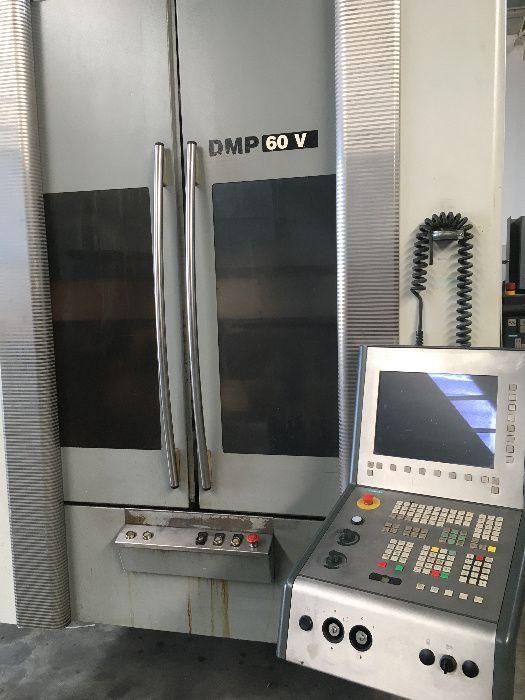Centro de maquinação fresadora cnc Deckel Maho DMP 60 V Linear Vieira de Leiria - imagem 1