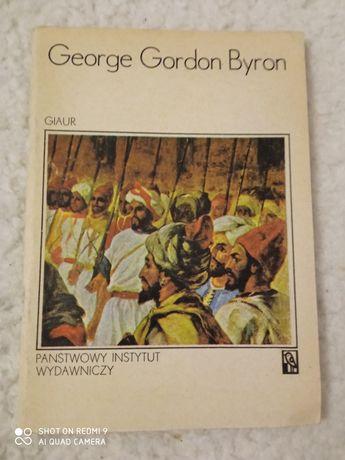 Giaur. George Gordon Byron