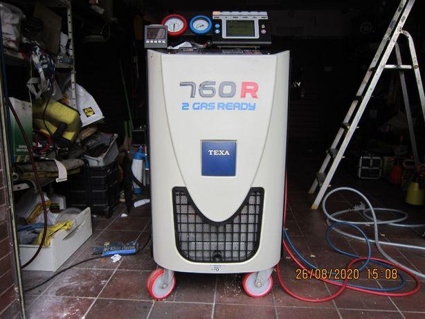 Stacja klimatyzacji TEXA 760R