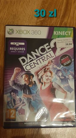 Gra na xbox 360 Dance Central