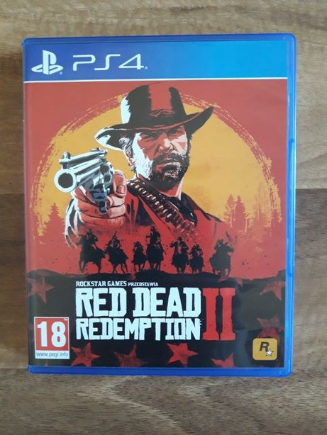 Red Dead Redemption 2 PS4 PL Ideał