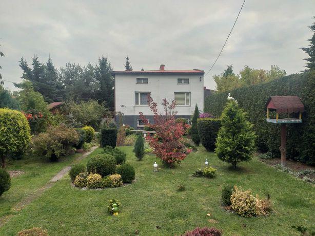 Dom na wsi w Dobieszowicach