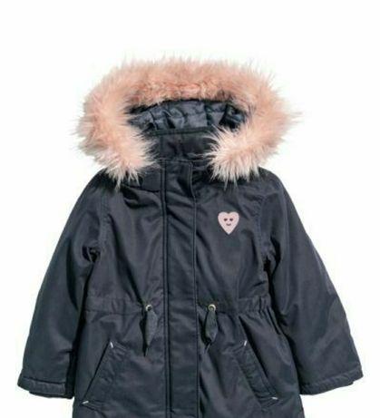 Куртка парка hm деми