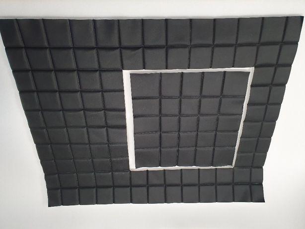 Podsufitka, tapicerka dachu z szybrem Ursus C-362