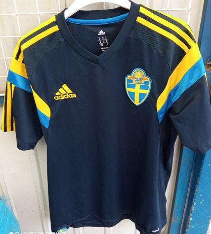 Koszulka Szwecji sezon 2013 adidas