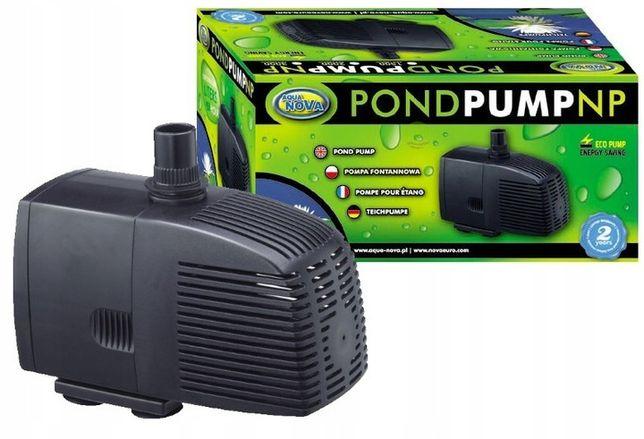 Pompa Do Oczka Wodnego Kaskady Fontanna Aqua Nova Np-2000