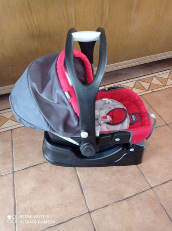 CHICCO Auto-Fix 0-13 kg + baza