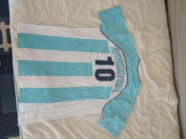 Camisola Argentina 10