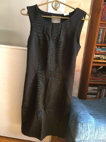 Czarna elegancka sukienka r.36 Vero Moda