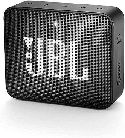 Coluna JBL Go 2 Preta - Nova
