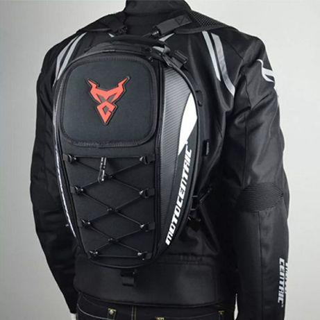 Plecak Torba na motor motocykl 37l Nowa