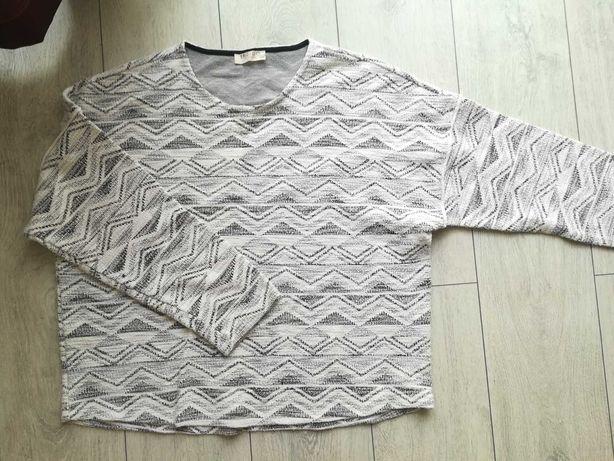 Bluza w azteckie wzory
