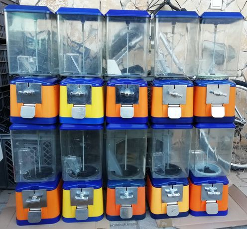 Lote 10 Máquinas Vending