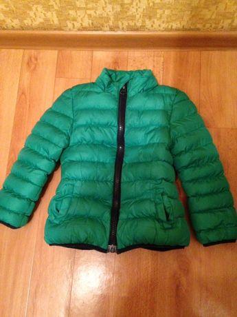 Курточка на 3-4 года