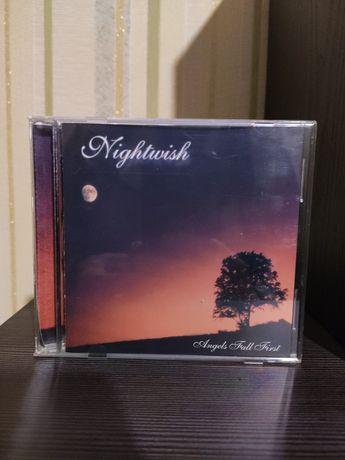 Nightwish Angels Fall First (1997) Audio CD фирма, компакт диск