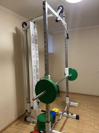 Комплект спортивного оборудования