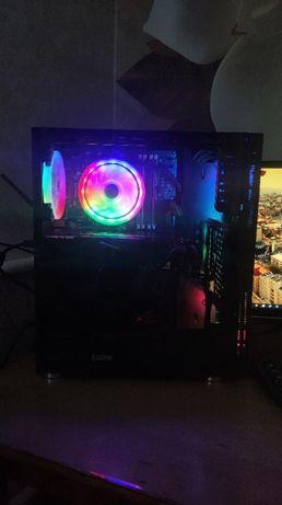 Игровой компьютер Xeon E3-1230v2 / Asus GTX 970 OC / 240gb SSD / 16 gb