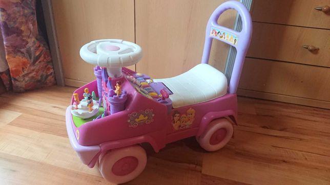 Музыкальная детская машина-каталка, толокар , чудомобиль - Kiddieland.