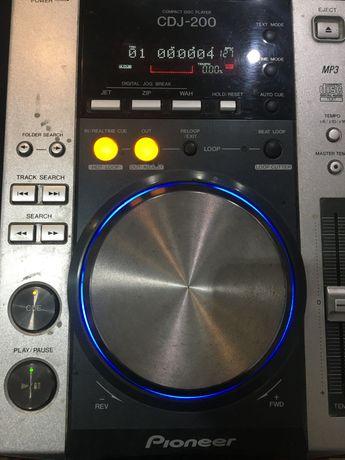 Odtwarzacze Pioneer cdj 200