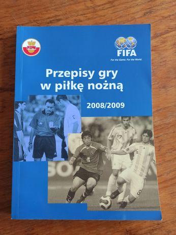 Poradnik- przepisy gry w piłkę nożną 2008/2009