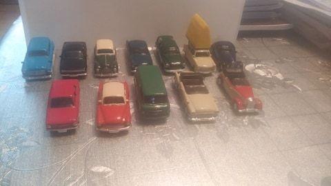 Modele samochodów Grell