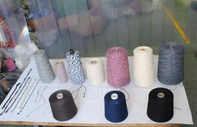Fios têxteis, algodões, polyester, acrilicos, cru, bobinagem, cordões.