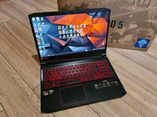 Acer Nitro 5/Ryzen 5 4600H/GTX 1650 4GB/RAM 8GB/SSD 512GB/144Hz