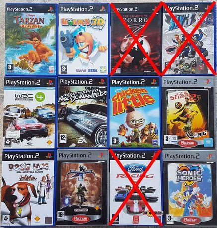Jogos Playstation 2 [PS2], Com Caixa e Manual, Testados