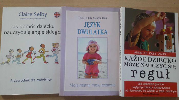 Ksiazki 3 szt jezyk dwulatka tracy hogg i inne Wrocław - image 1