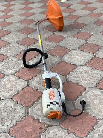 Тример газонный STIHL. Электрический