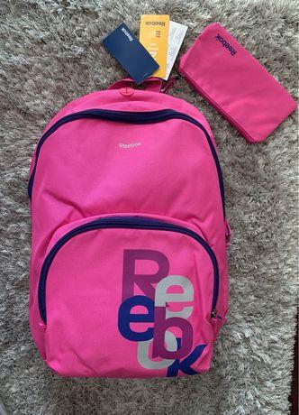 Mochila rosa da Reebok