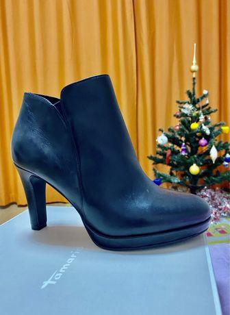 Tomaris ботильоны туфли 36 размер