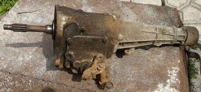 Коробка Москвич 412