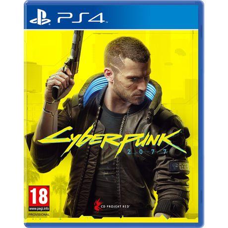 Cyberpunk 2077 zamiana PS4