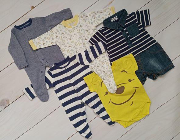 Набор одежды 0-1мес 50-56см Укрпочтой бесплатно