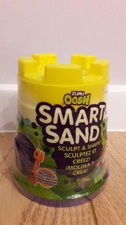 Smart Sand Zuru Oosh piasek żółty masa plastyczna