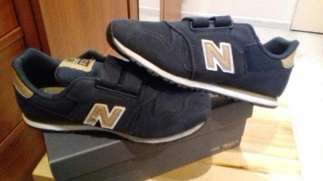 Buty chłopięce New Balance KV373ATY r.35