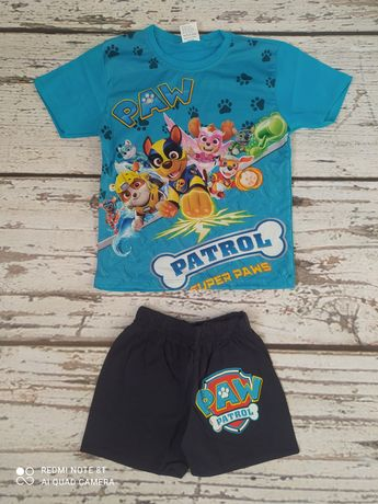 Komplet Psi Patrol 104 - 128 różne wzory