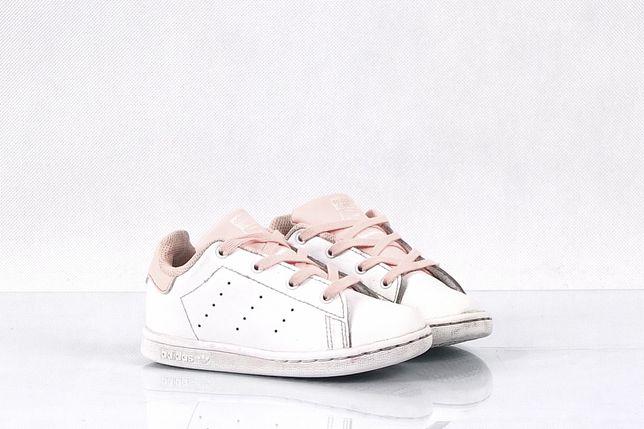 adidas STAN SMITH buty dziecięce skórzane 25/15,5CM