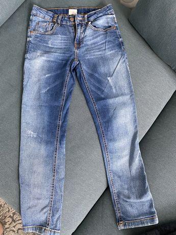 Spodnie ZARA rozm 134cm