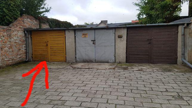 Sprzedam garaż murowany - Włocławek, Targowa, zamknięte osiedle