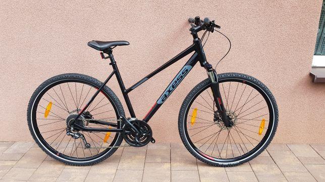 Rower crossowy Axess veris 2020 damski 3x9 deore tarcze